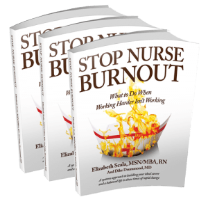 stop nurse burnout book